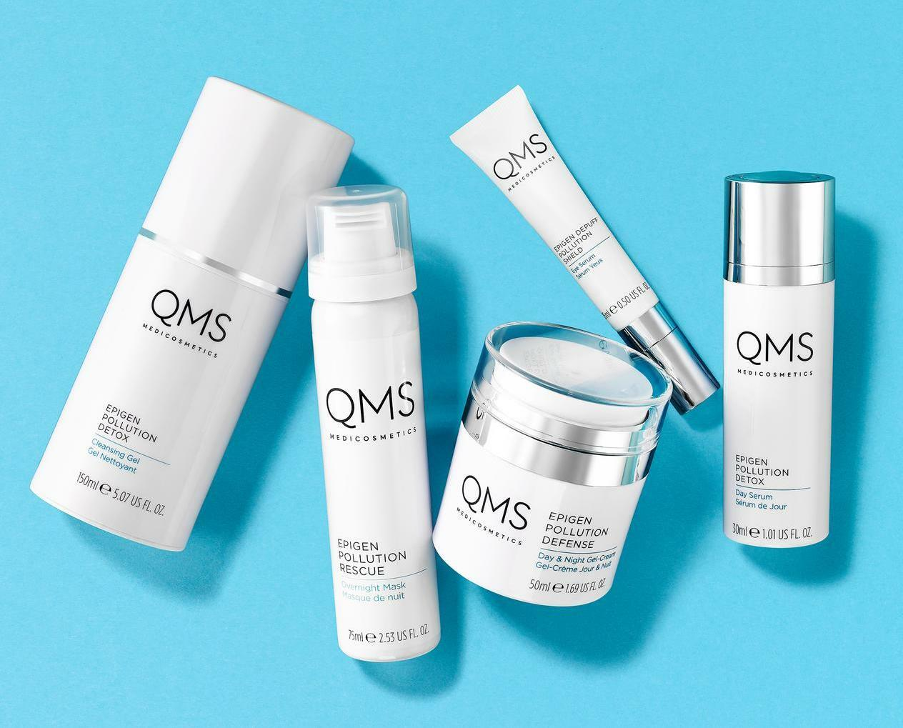 Skinshop qms epigen range new