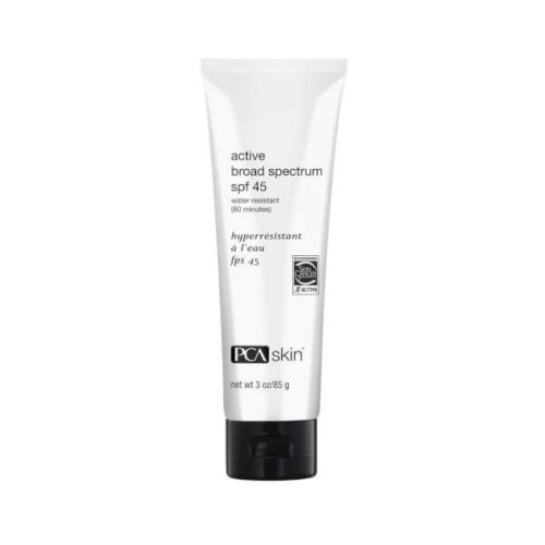 Active Broad Spectrum SPF 45 Water Resistant