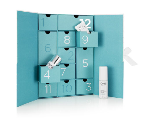 Adventskalender 12 Days to Skin Perfection QMS