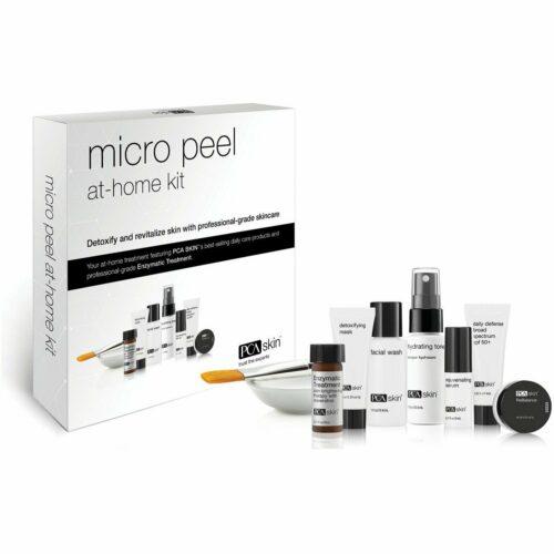 Skinshop pca micro peel at home kit2