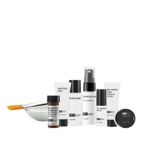 Skinshop pca micro peel at home kit3