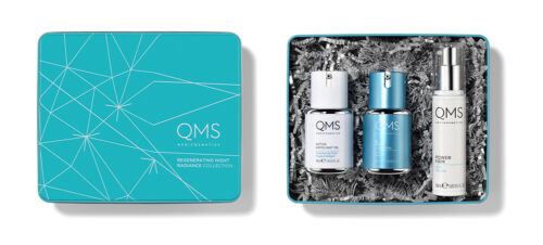Skinshop qms regenerating night radiance collection1
